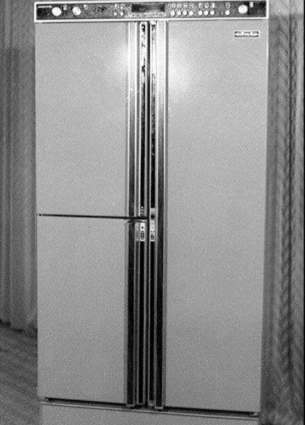 Трехкамерный холодильник «ЗИЛ-65»