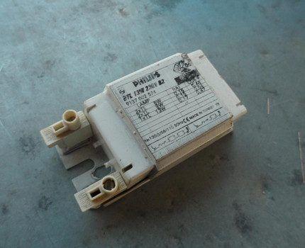 Электромагнитный балласт Philips