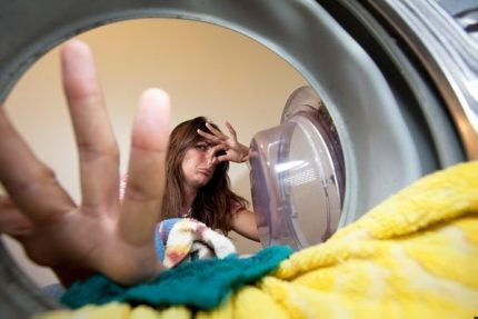 Проблемы загрязнения барабана стиралки