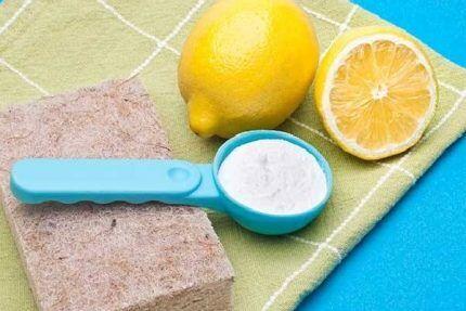 Лимонная кислота в уходе за машинкой