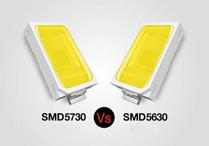 Светодиоды 5730 и 5630