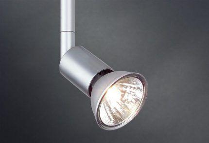 Галогенная лампа с отражателем