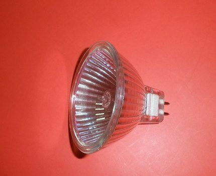 Рефлекторная галогенная лампа G4