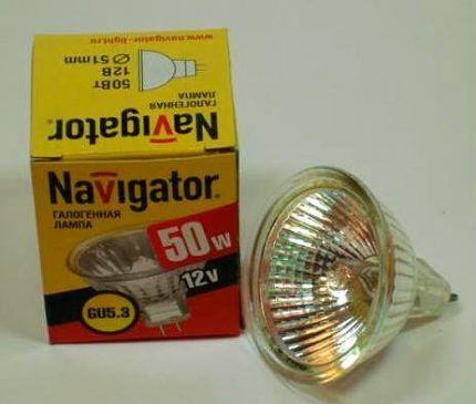 Лампа Навигатор