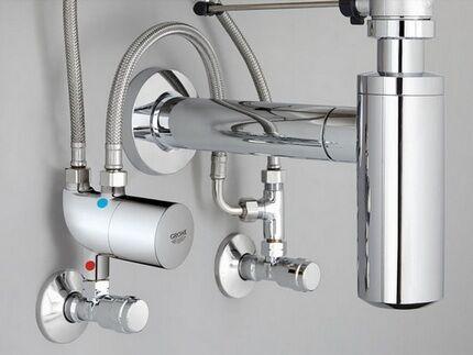 Сильфонная подводка для воды как наджный способ подключения