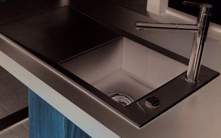 Кухонная мойка от SystemCeram