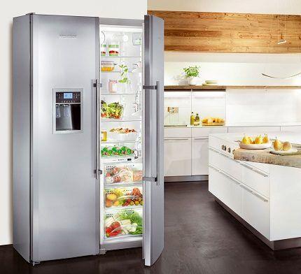Холодильное оборудование Libherr