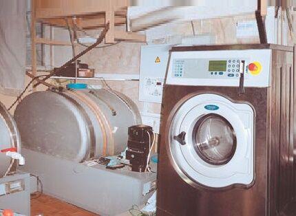 Стиральный агрегат для тестирования