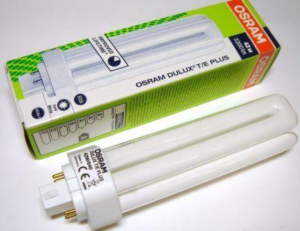 Маркировка компактных источников света