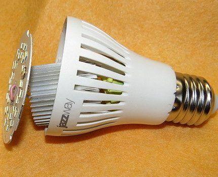 Лампа JAZZWAY