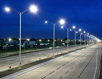 Светодиодное уличное освещение