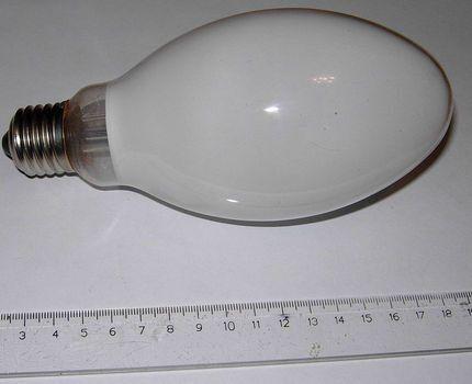 Люминесцентная лампа высокого давления