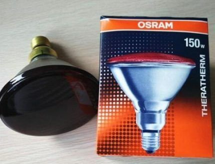 Лампа компании Osram
