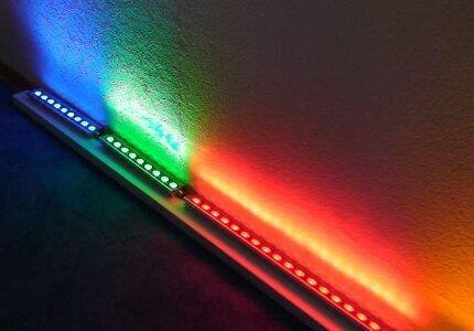 Линейные светодиодные прожекторы