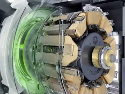 Двигатель инверторного типа