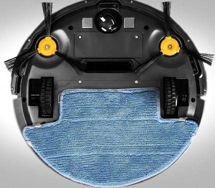 Насадка для влажной уборки redmond-rv-r100