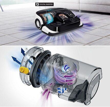 Робот-пылесос VR9000
