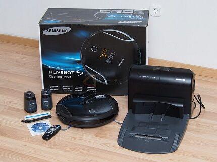 Внешний вид Samsung SR8980
