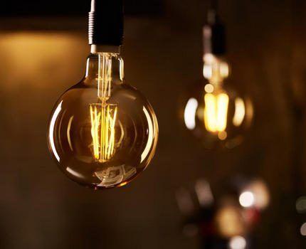 Светодиодная филаментная лампа