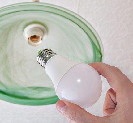 Светодиодные лампы E27 от Osram
