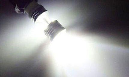 Уровень рассеивания светодиодами