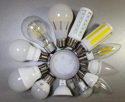 LED-лампы общего назначения