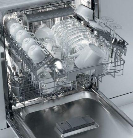 Корзина для посуды