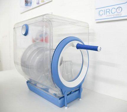 Модель автономной посудомойки Circo