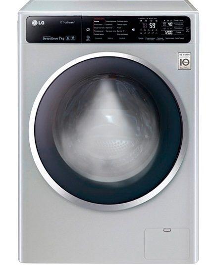 Машинка стиральная LG F12U1HBS4