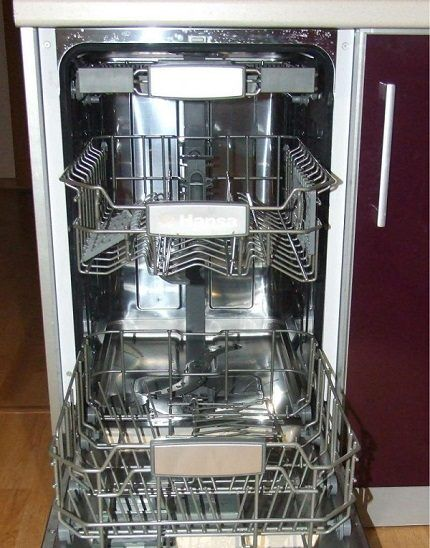 Посудомойка Hansa ZWM 416 WH