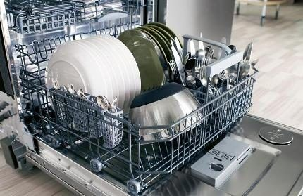Идеально чистая посуда