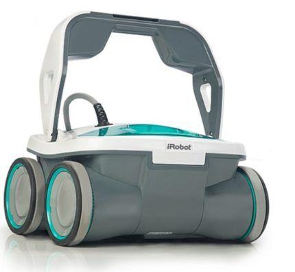 Внешний вид iRobot Mirra 530