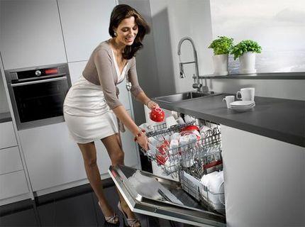 Посудомойка бош silence plus инструкция по применению