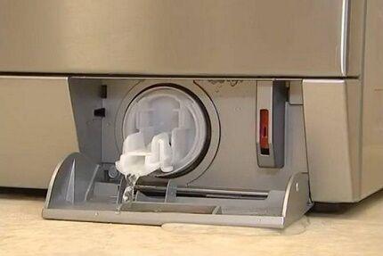 Вмонтированное устройство для производства слива