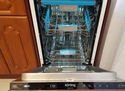 Посудомоечная машина Körting kdi45175