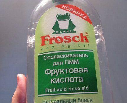 Ополаскиватель Фрош для посудомойки