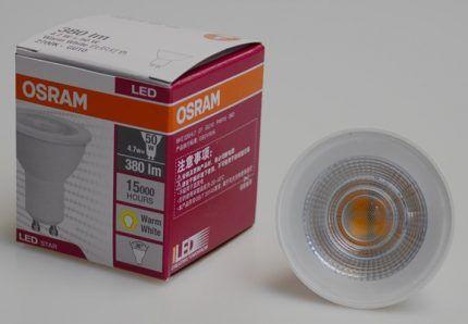 Лед-лампа Osram