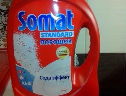 Упаковка продукции Сомат
