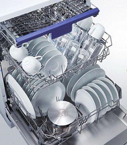 Посудомоечная машина Ханса