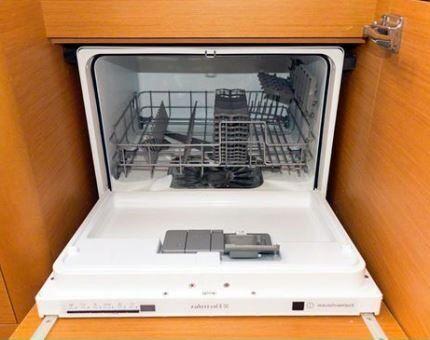 Посудомойка под раковину