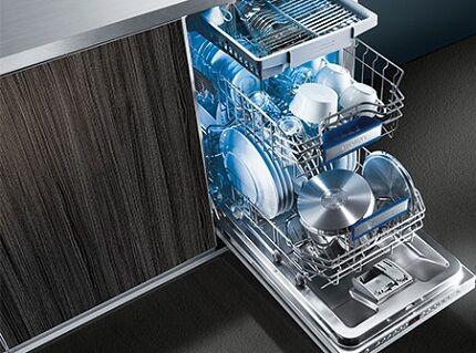 Вместительность посудомойки