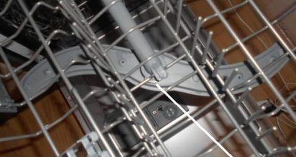 Коромысло посудомоечной машины Электролюкс