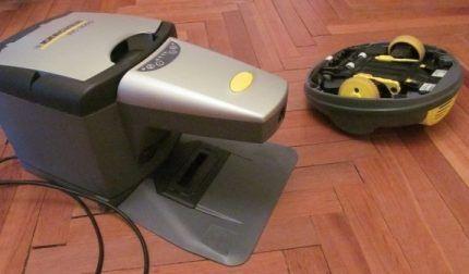 Уход за роботизированными мини пылесосом