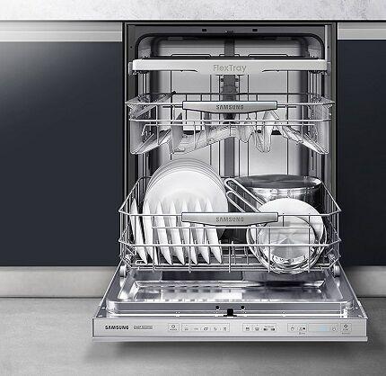 Преимущества посудомоечной машины DW60J9960US