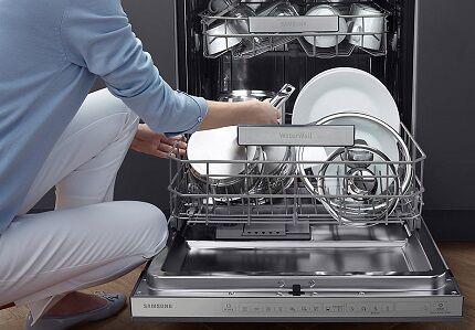 Характеристики встраиваемой посудомойки