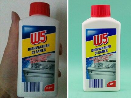 Очиститель W5 Dishwasher Cleaner