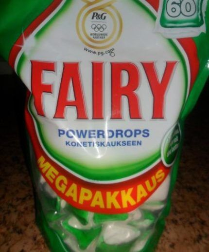 Таблетки Fairy Powerdrops