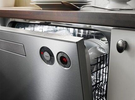 Режимы мойки посуды в посудомоечной машинке