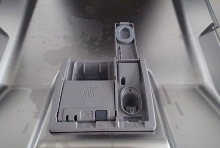 Контейнеры посудомоечной машины