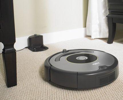 Модель робота от компании iRobot